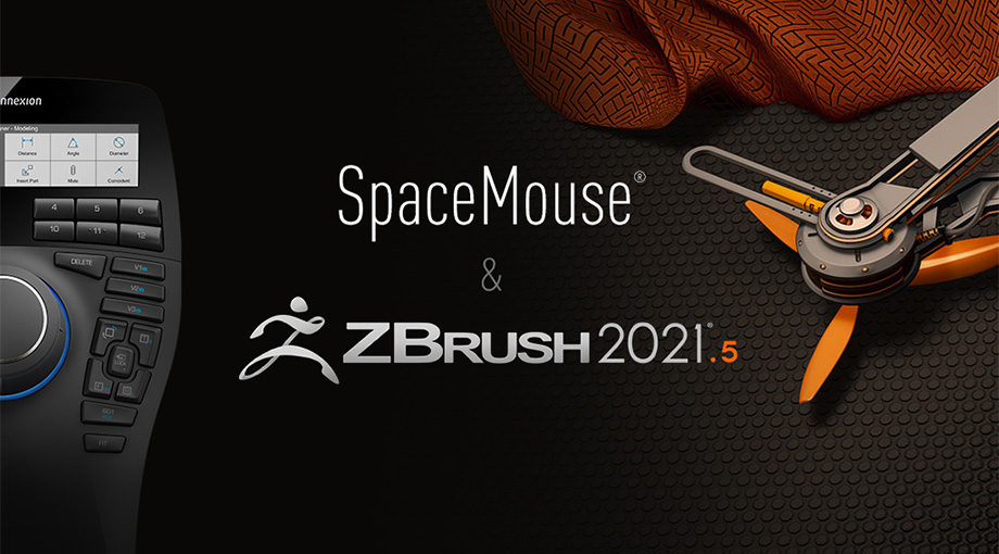 Press-Room-SpaceMouse-ZBrush