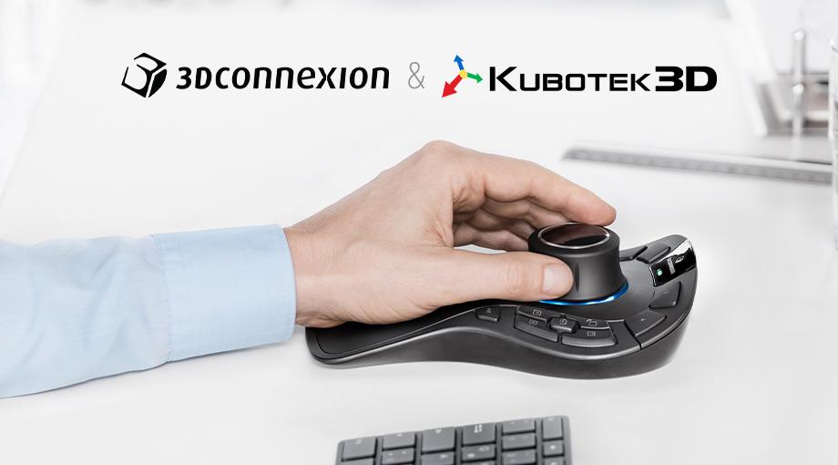 Kubotek3D Press Release