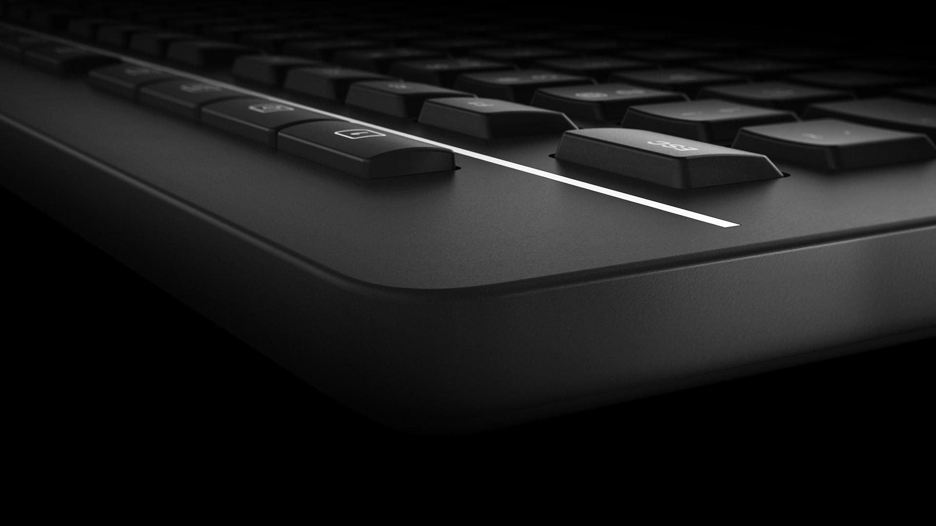 3Dconnexion Keyboard Pro Video